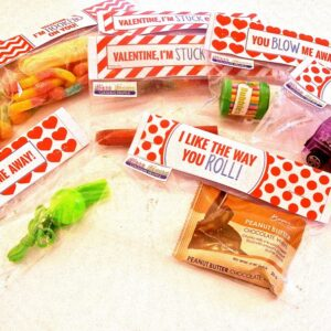 Novel Valentines Day Gift Packets